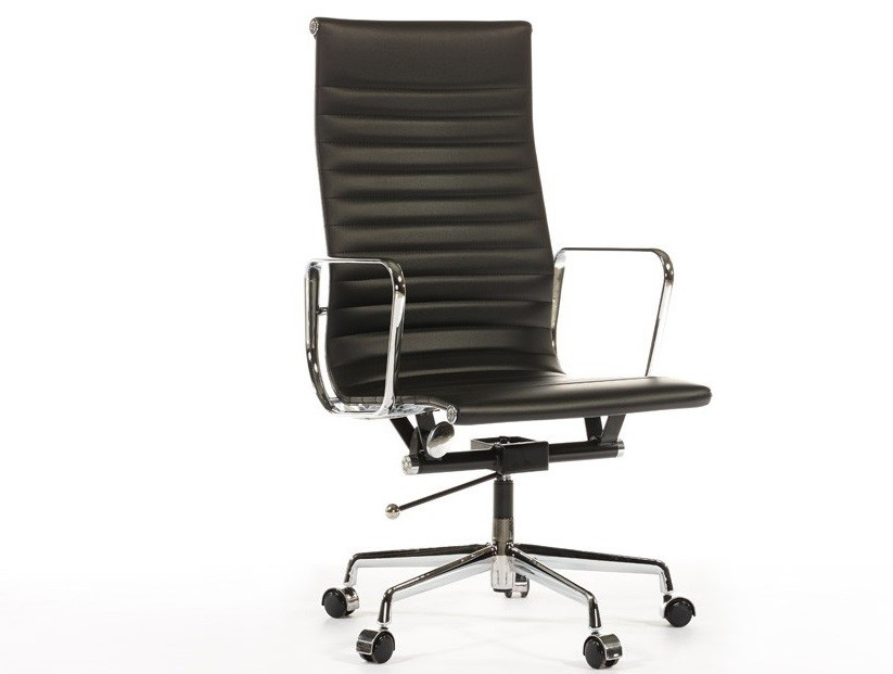 eames office chairs black